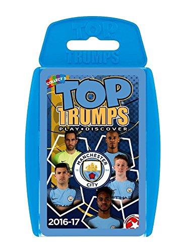 Manchester City F.C. Top Trumps 17