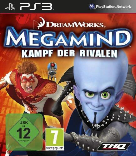 MEGAMIND - KAMPF DER RIVALEN [JEU PS3]