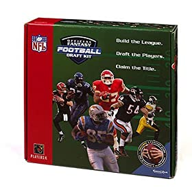 Excalibur NFL Official Fantasy Football Draft Kit