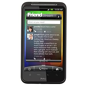 HTC Desire HD Sim Free Mobile Phone - Mocha