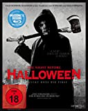DVD Cover 'The Night Before Halloween (Uncut) [Blu-ray]