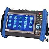 Woshida 7 inch Touch Screen 1080P HDMI IP Camera CCTV Tester/POE Test/WIFI Digital Multi-meter/Optical Power Meter/Visual Fault Locator/TDR/SDI IPC-8600MOVTS Full Function