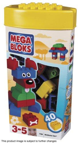 Mega Bloks Miniblocks Tote Classic - 1