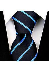 Scott Allan Men's Formal Pencil Stripe Necktie