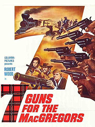 7 Guns For The MacGregors on Amazon Prime Instant Video UK