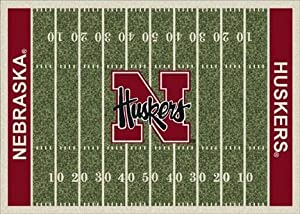 American Floor Mats Mississippi State Bulldogs NCAA College Team Spirit Team Area Rug 28x310