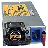 HP 750W Common Slot High Efficiency Power Supply Kit: 512327-B21 (512327-B21)