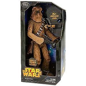 Star Wars 34 cm Talking Chewbacca Figure