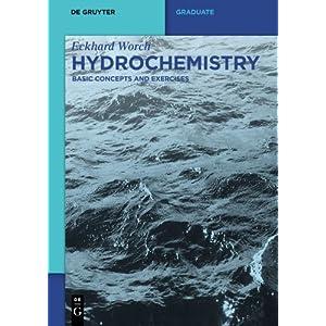 Hydrochemistry (De Gruyte Livre en Ligne - Telecharger Ebook
