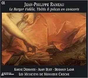 Jean-Philippe Rameau, Les Musiciens de Monsieur Croche, Benjamin Lazar