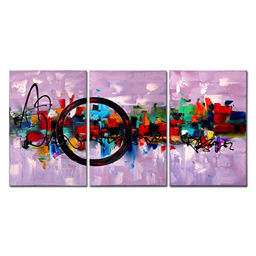 vasting-art-3-panel-100-hand-painted-oil-paintings-circle-vivid-colorful-palette-modern-abstract-str