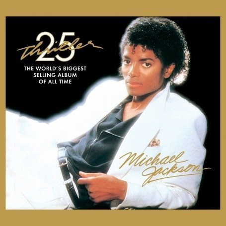 Michael Jackson - Thriller 25th Anniversary Edition (Hardback Cover) - Zortam Music