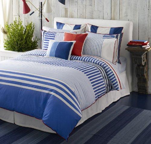 Tommy hilfiger mariners cove comforter set twin for Tommy hilfiger bedroom furniture