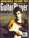 img - for Guitar Player Magazine (February 2004) (John Mayer -The Blues Lust & Ferocious Chops OF An Unabashed Pop Star) book / textbook / text book