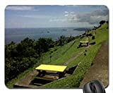 fort george trinidad Mouse Pad, Mousepad (Mountains Mouse Pad, 10.2 x 8.3 x 0.12 inches)