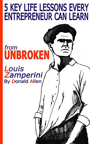 5 The Most Important Life and Business Secrets Every Smart Entrepreneur Should Learn from 'Unbroken' Louis Zamperini