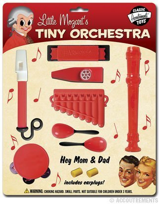 Little Mozart's Tiny Orchestra-Play Instruments