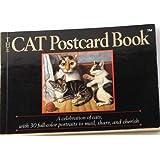 The Cat Postcard Book