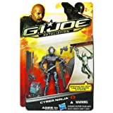 Cyber Ninja GI Joe Retaliation Wave 2 Action Figure