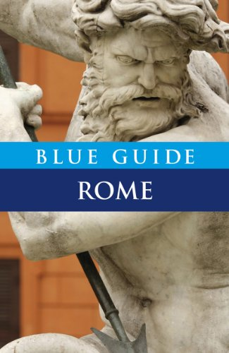 Blue Guide Rome, 10th ed.