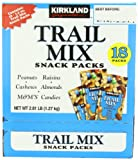 Signature Trail Mix Snacks, Peanut, M7M Candies, Raisins, Almonds, Cashews, 2.81 - Pound