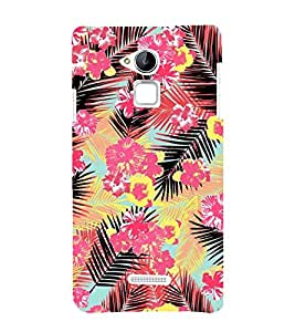 Amazing Floral Painting 3D Hard Polycarbonate Designer Back Case Cover for Coolpad Note 3