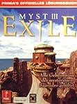 Myst III Exile (L�sungsbuch)