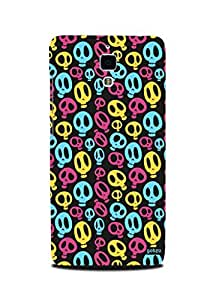 Gobzu Printed Hard Case Back Cover for Xiaomi Mi 4 - Design_38
