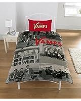 The Vamps Single Duvet Cover