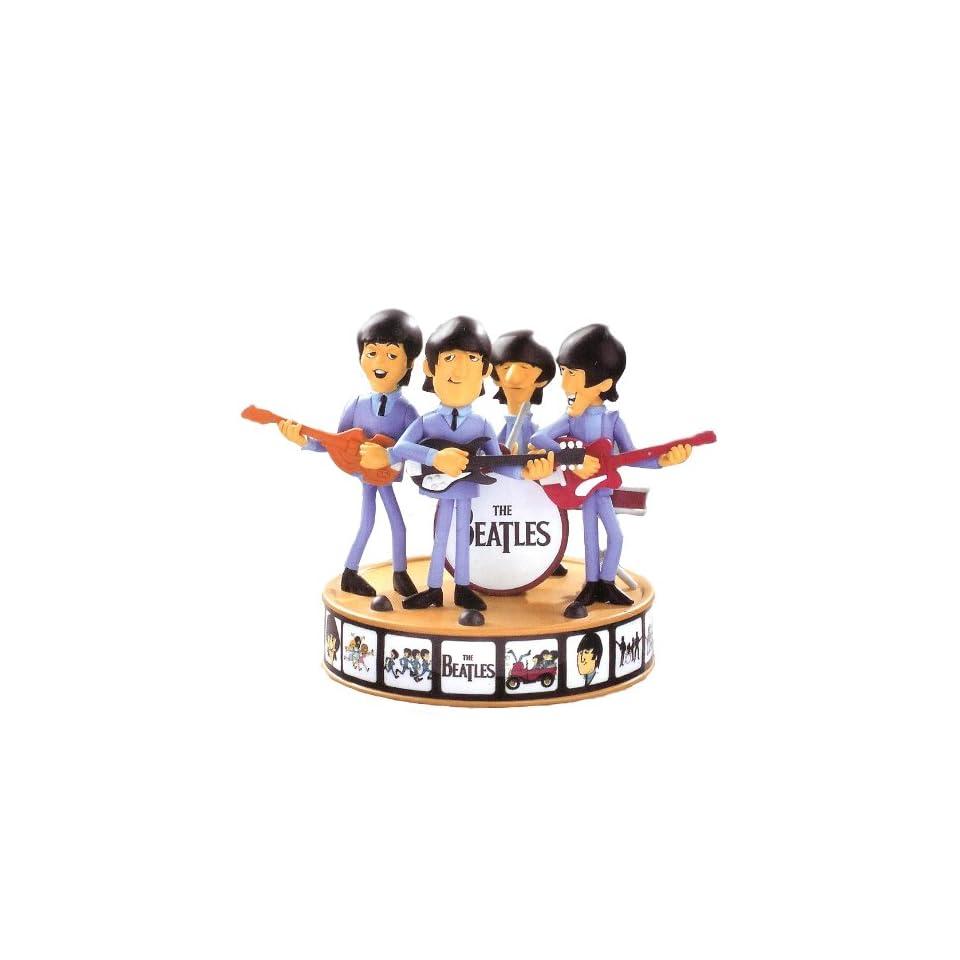 Carlton Cards Heirloom The Beatles Band Christmas Ornament