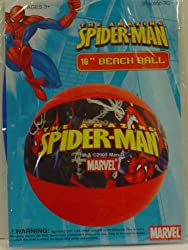 SPIDER-MAN 16 BEACH BALL