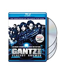 Gantz II: Perfect Answer [Blu-ray]