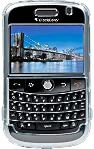 iLuv Crystal Clear Hard Protective Case for BlackBerry Bold (Clear)