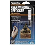 Permatex 21351 Rear Window Defogger Tab Adhesive