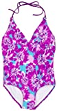 Kanu Surf Girls 7-16 Sundial One Piece Swimsuit
