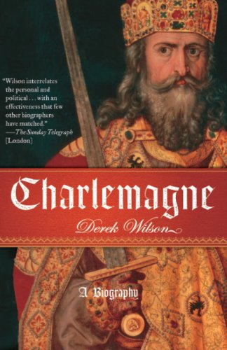 Charlemagne Emperor of The West