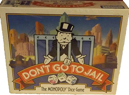Don't Go to Jail: The Monopoly Dice Game (1991) - 1