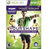 Your Shape Fitness 2012 Kinect (52704) -