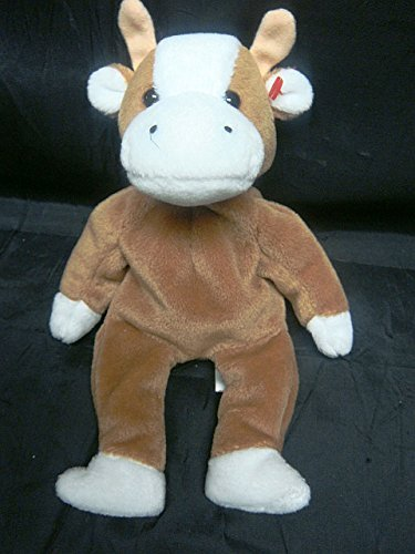 Ty Beanie Babies - Bessie the Cow [Holiday Gifts]