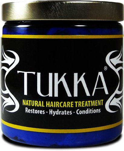 TUKKA Natural Hair Care Treatment for Dry Curly & Kinky Hair. Ultimate Hair Cream, Prevents Breakage & Hair Loss 8.5-Ounces, 100% Natural Ingredients. online