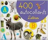 echange, troc Collectif - 400 autocollants lettres