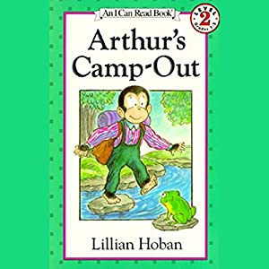 Arthur's Camp-Out Audiobook