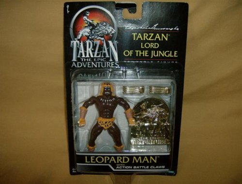 Tarzan-The Epic Adventures-Tarzan Lord of the Jungle-Leopard Man-1995 - 1