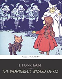 The Wonderful Wizard Of Oz by L. Frank Baum ebook deal