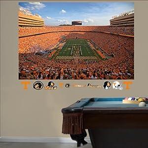 NCAA Tennessee Volunteers Neyland Stadium Mural Wall Graphic by Fathead