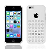 The Case for Apple iPhone 5C by KAYSCASE, Retail Packaging (White)