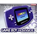 Nintendo Game Boy Advance Video Game System (Indigo)