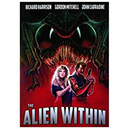 The Alien Within / Evil Spawn (Double Feature)