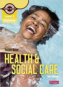Health and social care level 2 book