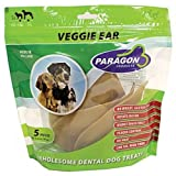 Paragon Veggie Ear Dental Dog Chew